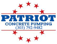 Patriot Concrete Pumping, Logo
